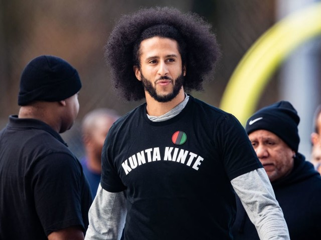 Colin Kaepernick allegedly wanted $20 million to play in the XFL. Most players make under $500K.