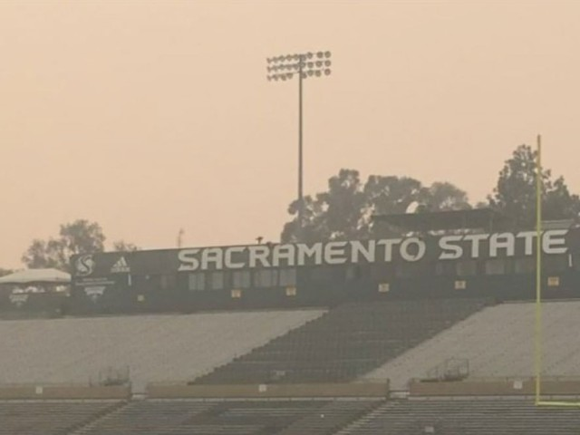 When Will The Air Quality Improve In Sacramento?