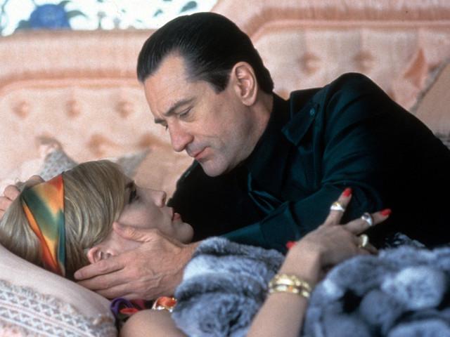 Sharon Stone says Robert De Niro was her best on-screen kiss