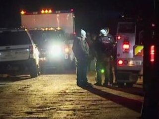 Rescuers search for girl, 6, missing after truck swept away