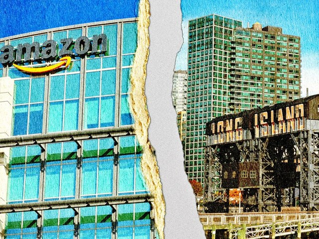 Amazon Is Ditching New York City Because It Got Burned by Its Own HQ2 Game Show