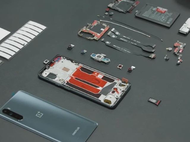 OnePlus Nord Internals Shown Off by Co-Founder in Assembly Video
