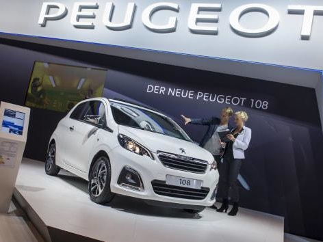 Peugeot Board Approves Merger With Fiat Chrysler, Creating European Auto Giant