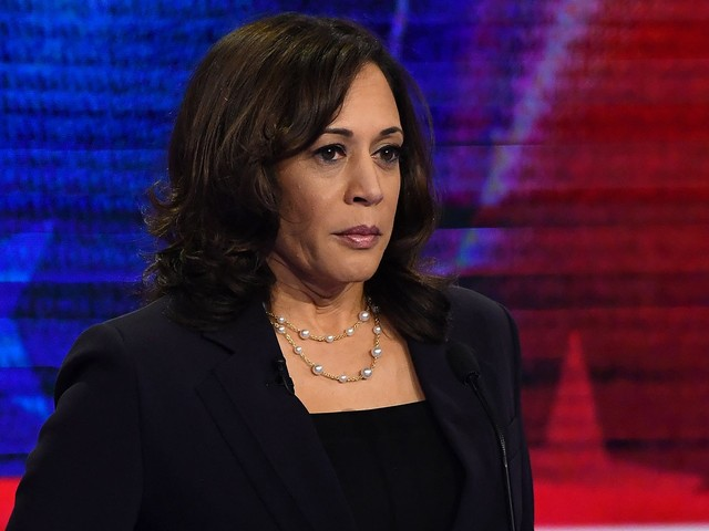 Kamala Harris Just Dropped Out Of The 2020 Race