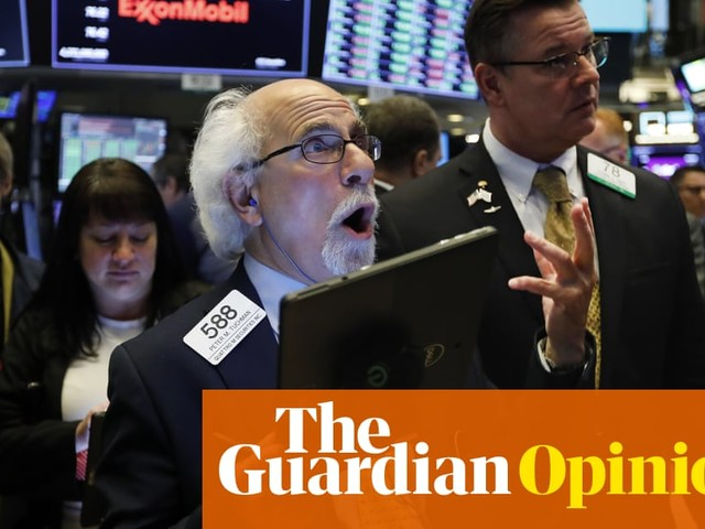 Forget China – it's America's own economic system that's broken | Robert Reich
