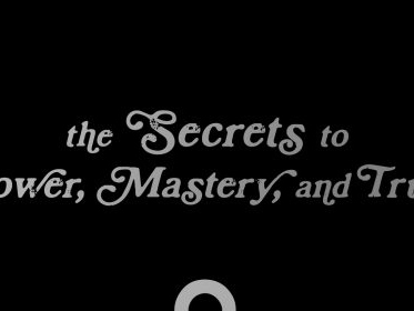 The Secrets to Power, Mastery, and Truth Is Now Available on Kindle!