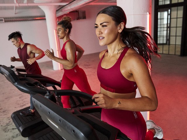 Lululemon teams up with Barry's Bootcamp for one-of-a-kind line