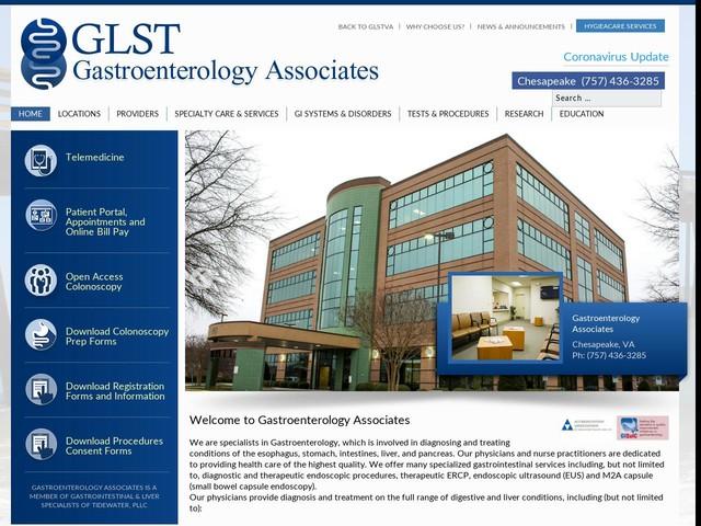 Gastrointestinal Amp Liver Specialists Chesapeake Va Norfolk Va