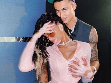OH?! Model Winnie Harlow & Lakers Baller Kyle Kuzma Are Clearly Dating & They Have The Handsy Pics To Prove It