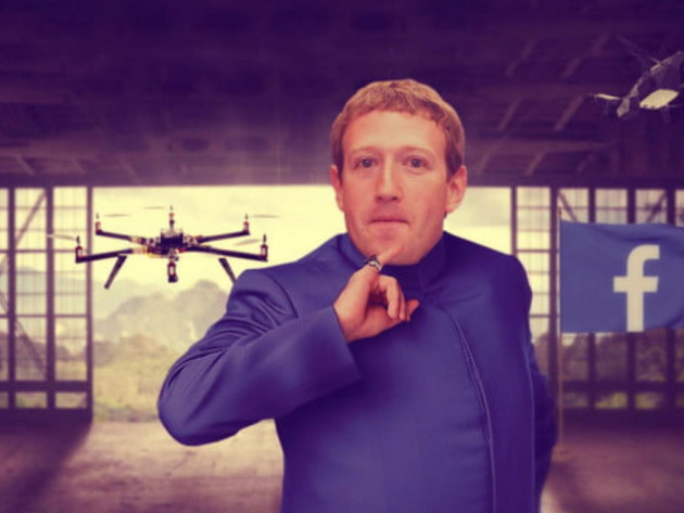 FCC Filings Reveal Facebook's Mysterious Drone Test Above The Skies Of New Mexico