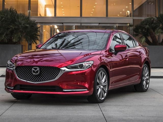 2019 Mazda6: Why I'd Buy It – Alisa Priddle