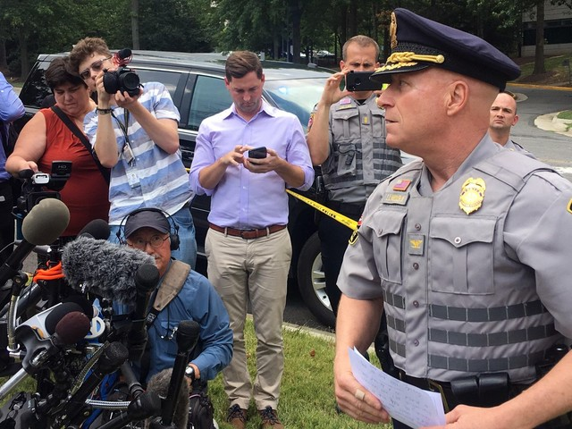 Fairfax County police officer suspended for ICE cooperation restored to 'full duty'