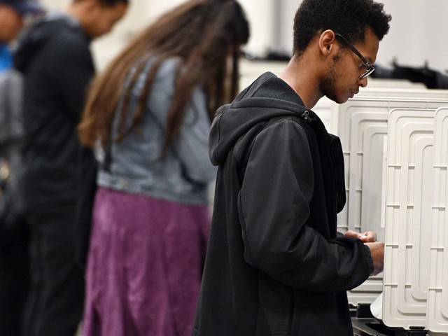 Georgia voters challenge validity of new election system