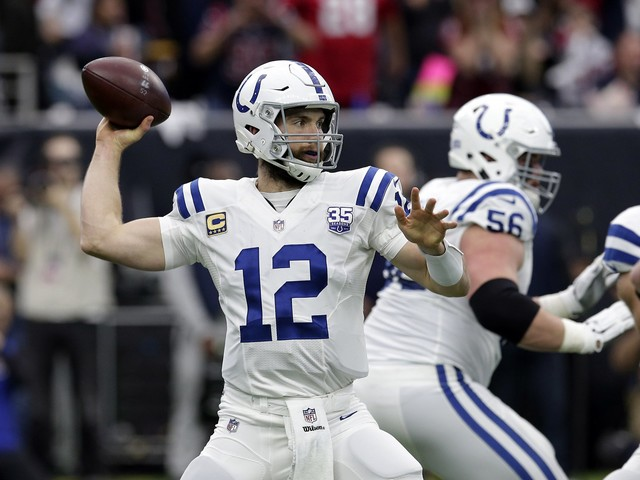 Colts quarterback Andrew Luck shocks NFL by deciding to retire