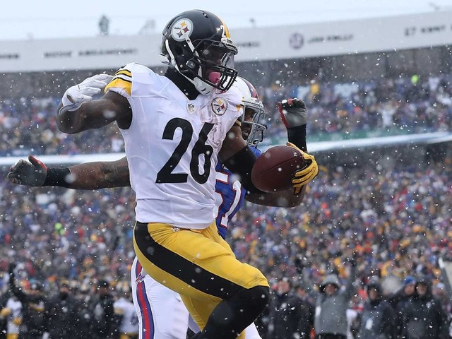 Le'Veon Bell says he didn't want to skip the entire season at first