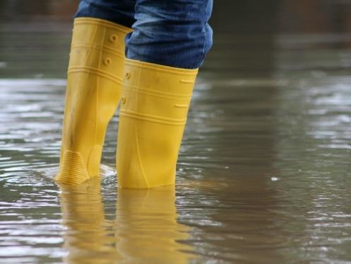 """NJ Governor Signs """"Rain Tax"""" Bill; Residents' Property Rates Rise """"Based On The Weather"""""""