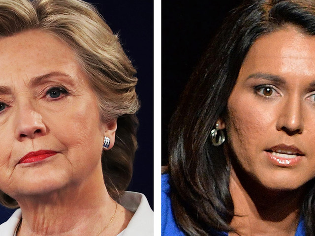 Tulsi Gabbard Unlikely to Win Her Defamation Lawsuit Against Hillary Clinton