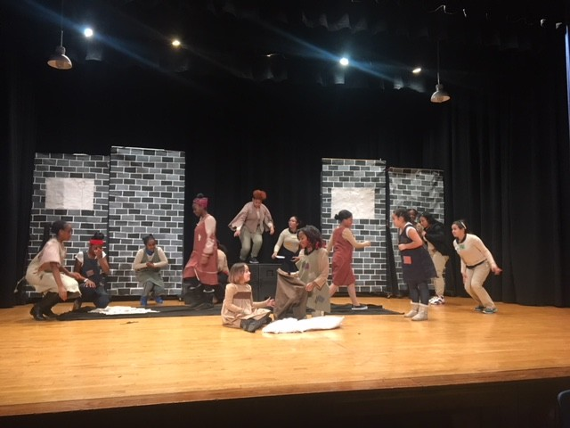 "Educational theatre program presents ""Annie Jr."""