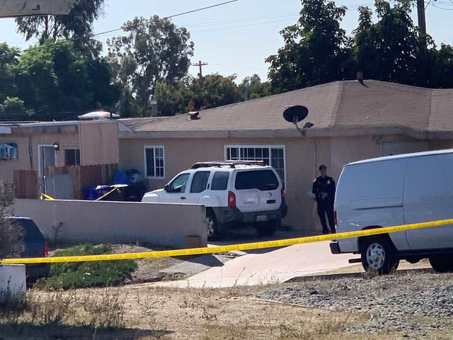 Father's murder-suicide leaves mother, three children dead, police say