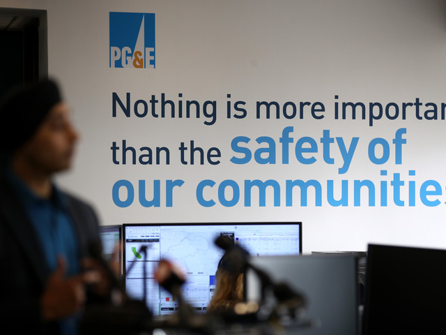 PG&E Confronts Potential Showdown Over Its Bankruptcy Plan