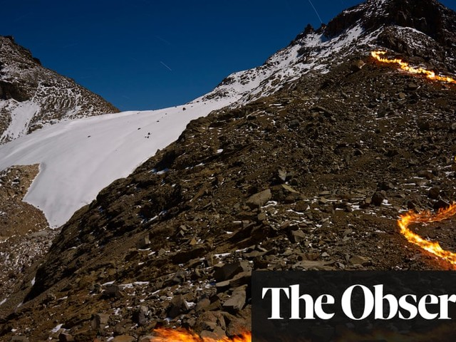 Meltdown: the urgent art of our disappearing glaciers