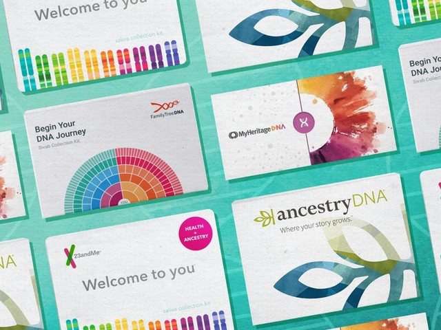 The best at-home DNA test kits you can buy