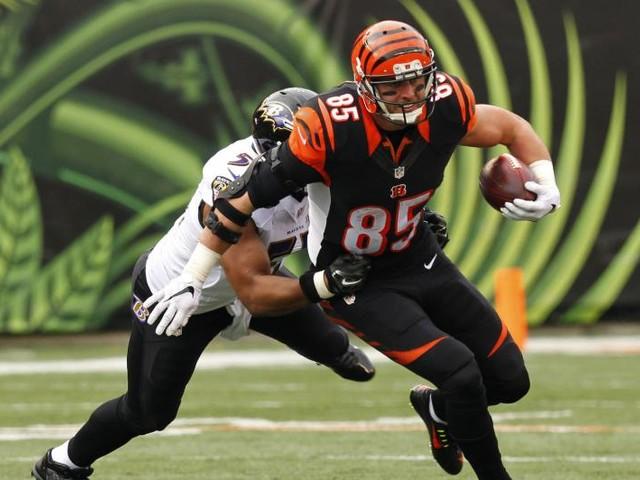 Jacksonville Jaguars to sign former Cincinnati Bengals TE Tyler Eifert