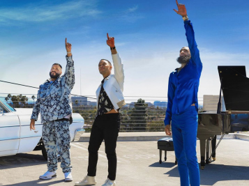 POWERFUL: DJ Khaled Premieres The 'Higher' Video He Made With Nipsey Hussle Right Before His Death