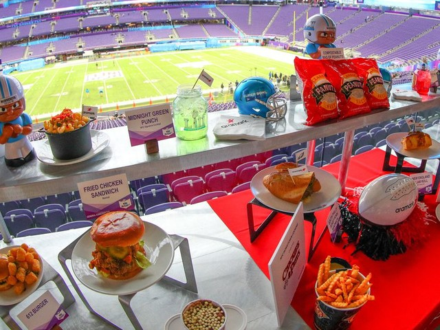 The perfect recipes for a 49ers-Chiefs Super Bowl party