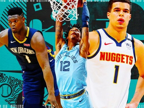 The NBA's 19 best rookies this season, ranked