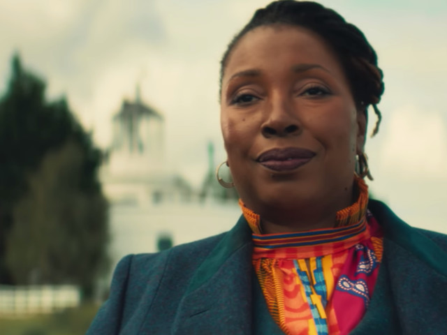Guess Who? BBC Debuts Its First Black Doctor Who, Jo Martin