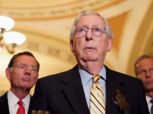 Sens McConnell, Shelby Offer Short-Term Govt. Funding Bill Without Debt Ceiling