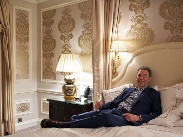 News: Tradelinens founder Lancaster-Gaye reaches historic milestone