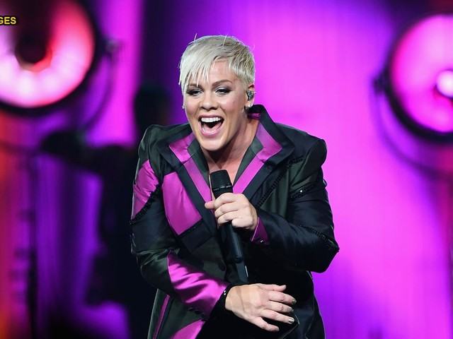 Pink says she'll no longer share photos of her kids after people comment 'just some of the nastiest things'