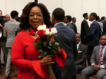 POURING INTO OUR FUTURE: Oprah Donates $13 Million To Morehouse College For Scholars Fund