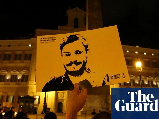 Italian inquiry into Giulio Regeni's death heads to Cambridge