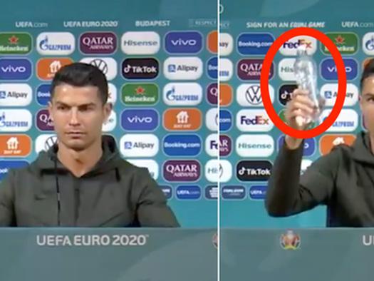 Cristiano Ronaldo's $4 Billion Coca-Cola Snub Highlights Sports Influencer Risks