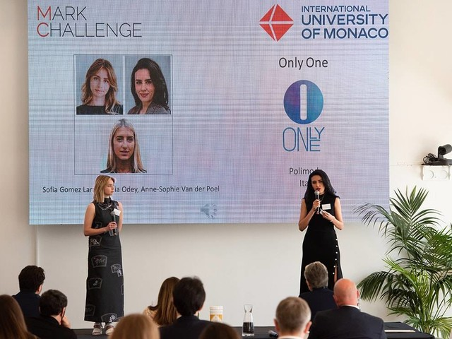Polimoda graduates win The Mark Challenge with business concept Only One