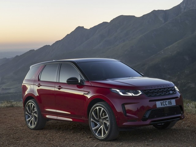 Land Rover finally updates the old Discovery Sport, add new tech and sporty features