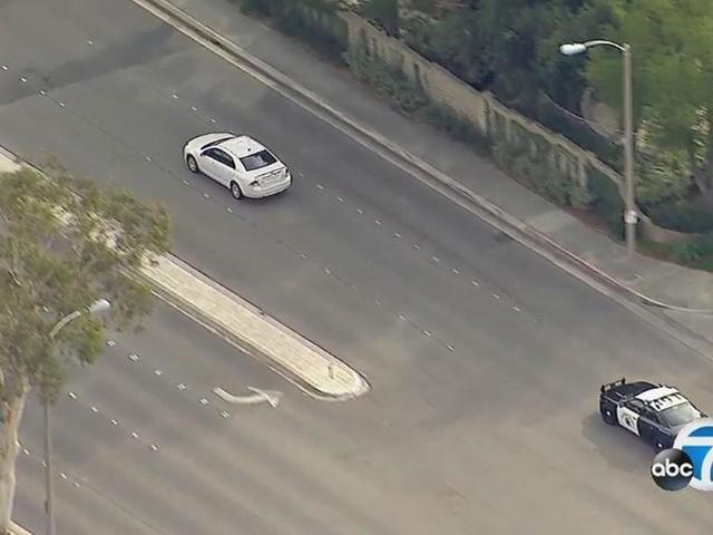 DUI suspect apprehended in Santa Clarita after 2nd chase in as many days