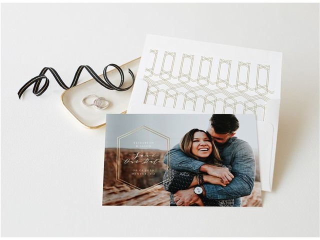 15 of Our Favorite New Save the Date Designs from Minted