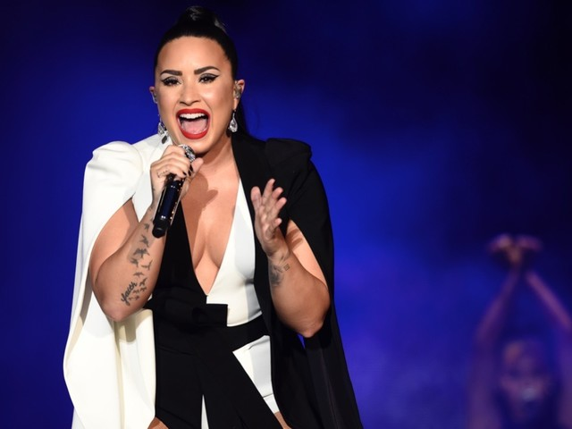 Demi Lovato to Belt Out the National Anthem at Super Bowl LIV