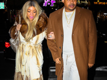 Wendy Williams Is Out Zippin' & Zooin' It With Jeweler William 'Big Will' Selby – Is THIS Her New Man?!