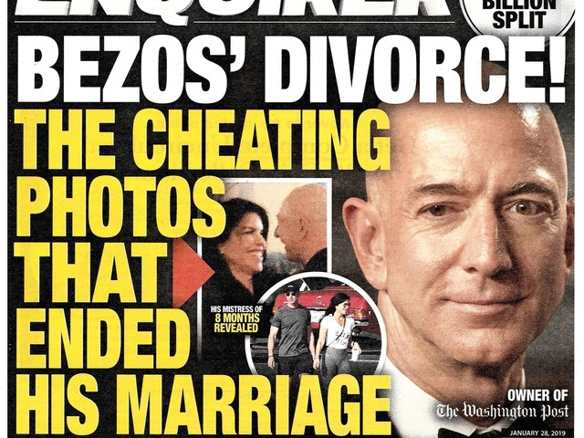 American Media looking to sell National Enquirer and its tabloids