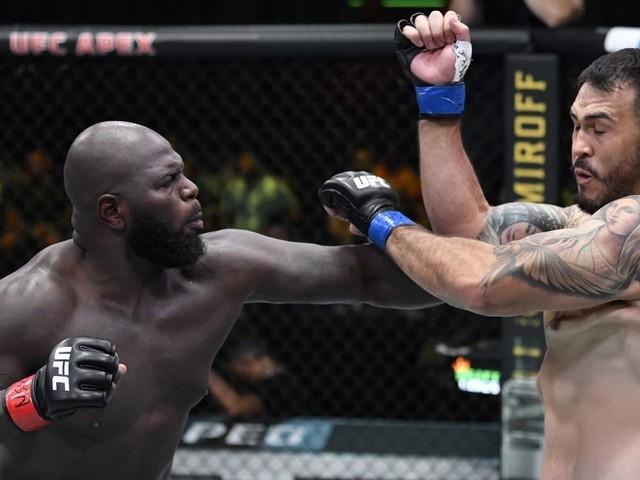 Curtis Blaydes vs. Jairzinho Rozenstruik slated for UFC 266