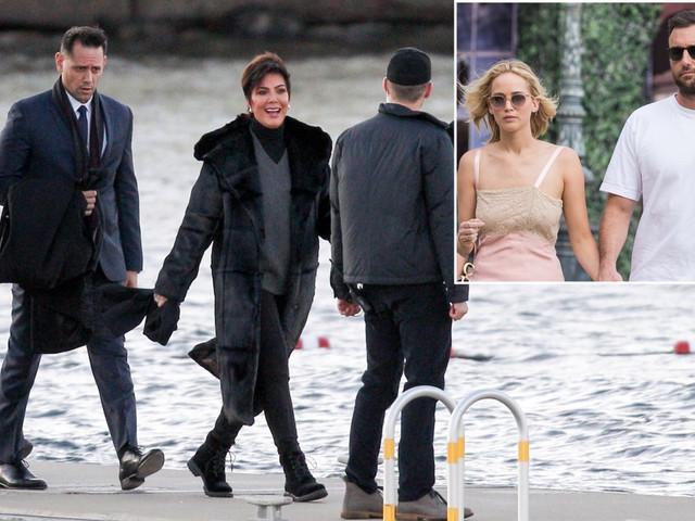 Celebs descend on Rhode Island for Jennifer Lawrence, Cooke Maroney's rumored wedding