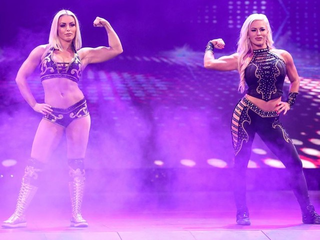 Mandy Rose May Miss Survivor Series after Reported Injury on WWE RAW