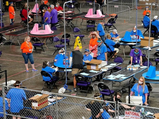 A tech company hired to run the hand recount of 2 million ballots in Arizona has backed out: 'They were done'