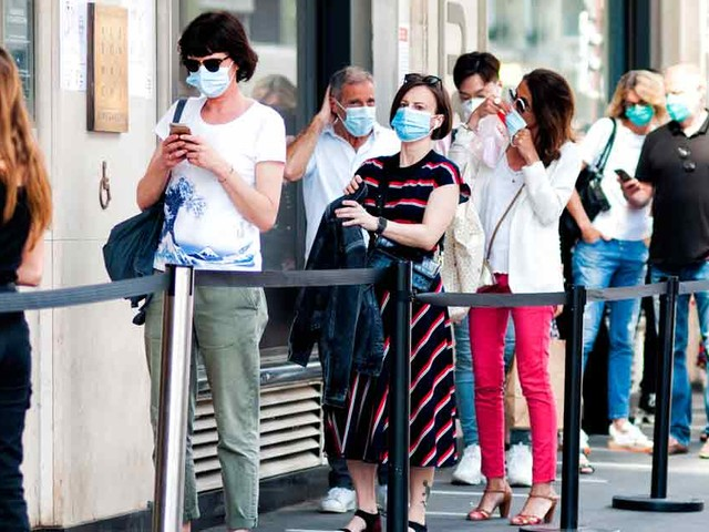 Conclusive Proof — Masks Do Not Inhibit Viral Spread