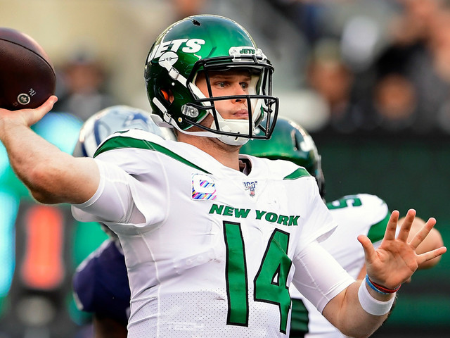 Darnold Gives Jets, Struggling Offense 'New Life' In Return